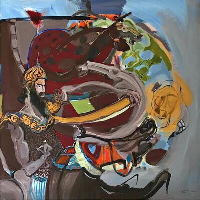 Rokni Haerizadeh, 'Razm', 2006
