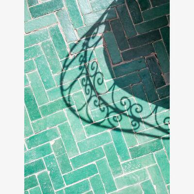 Jan Prengel, 'Morocco Pastels 12', 2019