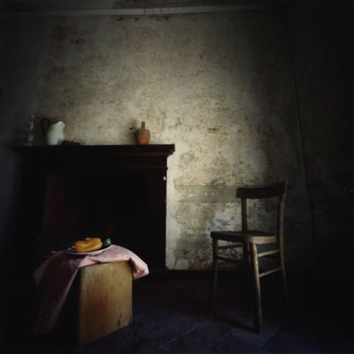 Dianne Bos, 'Chair Still Life, Italy', 2010
