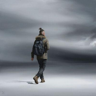 Nigel Cox, 'Divergent 1'