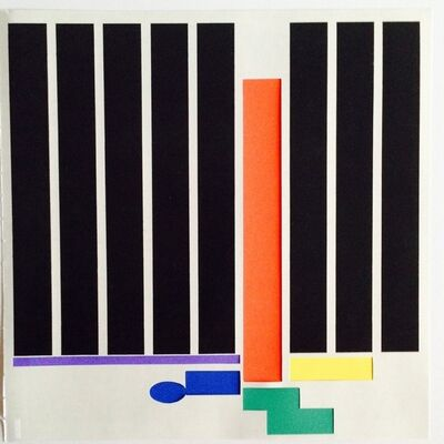 Paul Butler, 'Untitled (Jazz series) 301LT03L', 2014