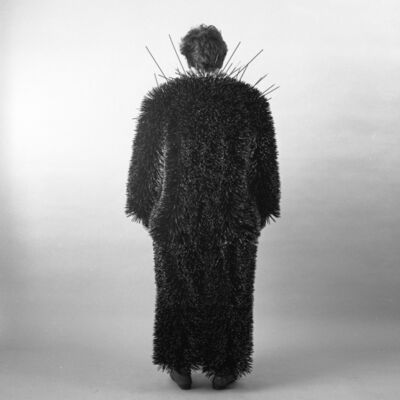 Ann Hamilton, 'Body Object Series # 17 - Toothpick Suit', 1987/2006