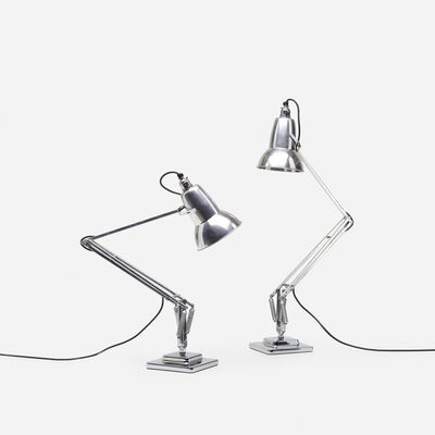George Carwardine, 'Anglepoise lamps, pair', 1935
