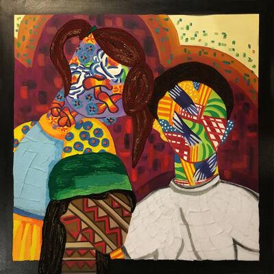 Nzuji De Magalhaes, 'Identity', 2017