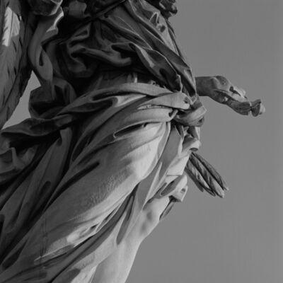 Hélène Binet, 'Levitation 08 - Ponte Sant'Angelo, Rome (Sculpture by Gian Lorenzo Bernini)', 2020