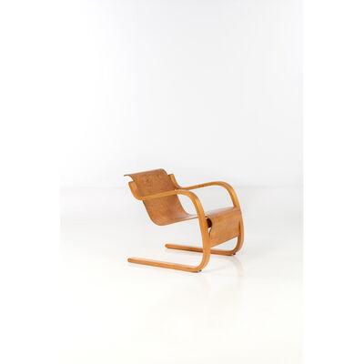 Alvar Aalto, 'Model 31, Armchair', 1940s
