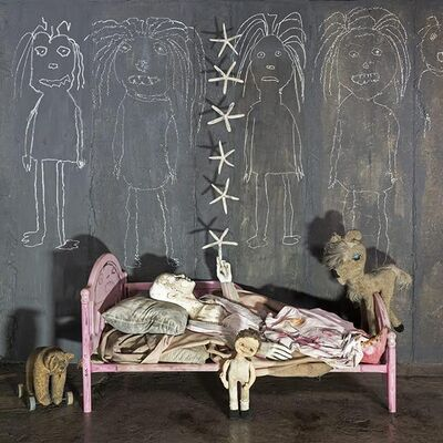 Roger Ballen, 'Reaching for the Stars', 2020