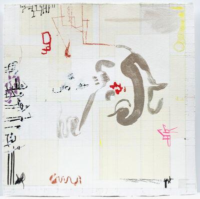 Joan Waltemath, 'Foray Drawing', 2017