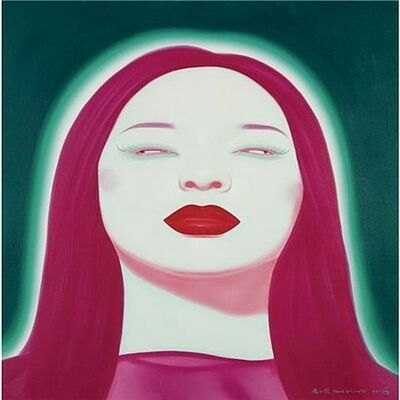 Feng Zhengjie, 'Girl', 2006