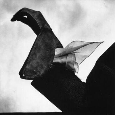 Irving Penn, 'Dior Kerchief and Glove, Paris', 1950