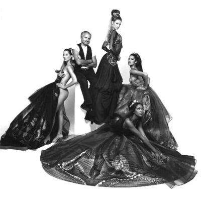 Patrick Demarchelier, 'Gianni Versace', 1994