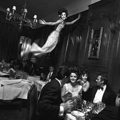 Melvin Sokolsky, 'Sidekick, Paris', 1965