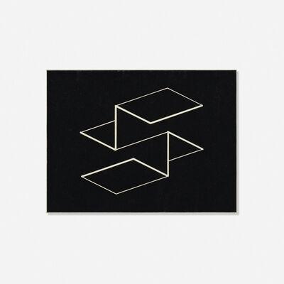 Josef Albers, 'Structural Constellation', 1958