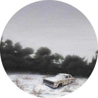Moisés Jácome, 'Invierno', 2017