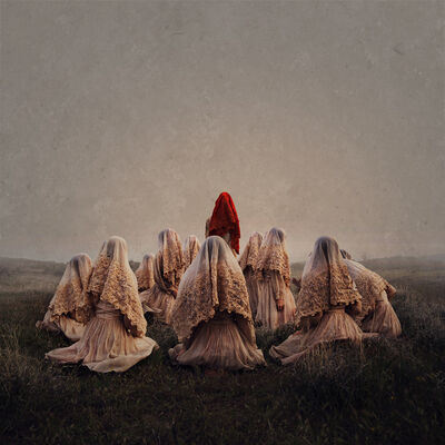 Brooke Shaden, 'Hidden #1: Devotion',