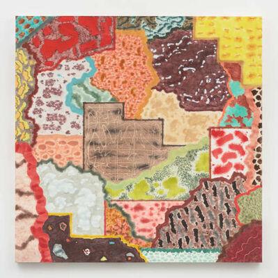 Rebecca Morris, 'Untitled (#14-19)', 2019