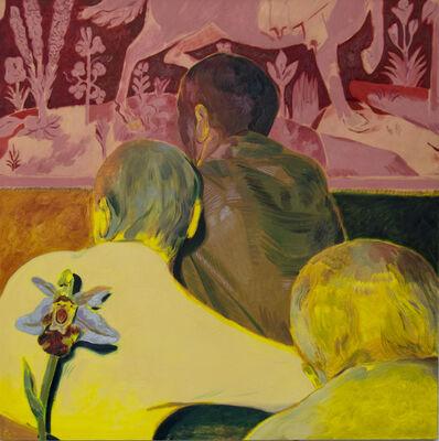 Anthony Cudahy, 'Tapestry Gazers', 2020
