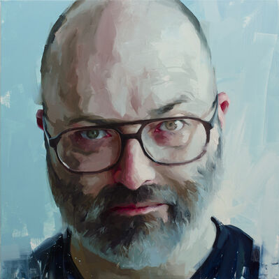 Aron Belka, 'Dan Tague', 2018