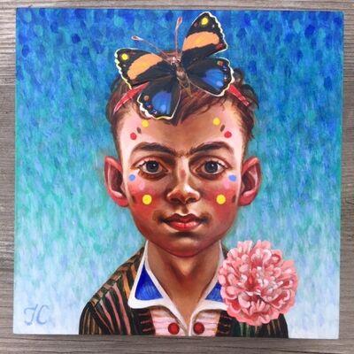 Timothy Cummings, 'Butterfly Boy', 2020