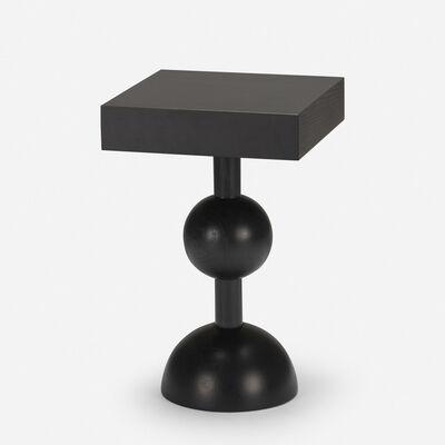 Ettore Sottsass, 'Una Presenza occasional table', 1992