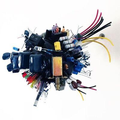 Stefano Ogliari Badessi, 'Spherical Postcards; Technology ', 2014