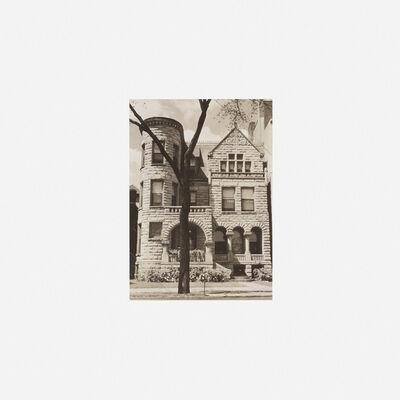 Walker Evans, '1254 Lake Shore Drive', c. 1945