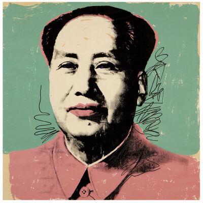 Andy Warhol, 'Mao (FS II.95)', 1972