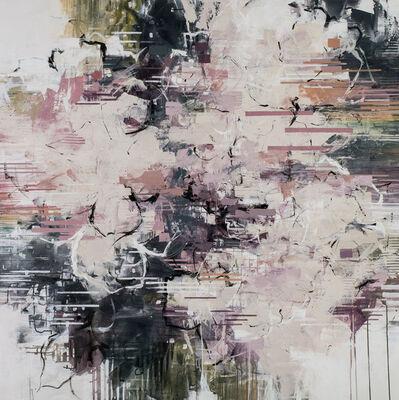 Carlos Ramirez (b. 1958), 'Pink Champagne', 2019