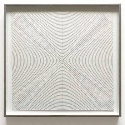 Sol LeWitt, 'Circles', 1973