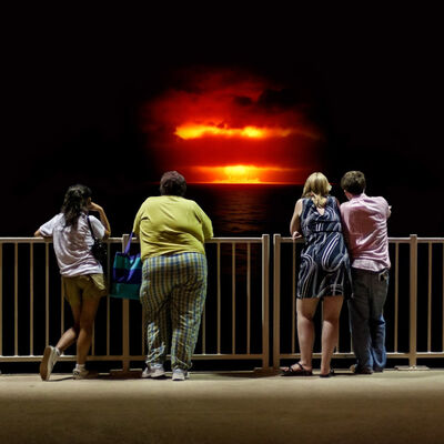 Clay Lipsky, 'Atomic Overlook : 10', 2013