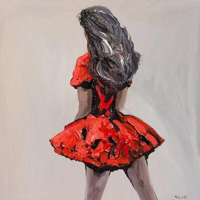 Palla Jeroff, 'Studio Girl', 2014