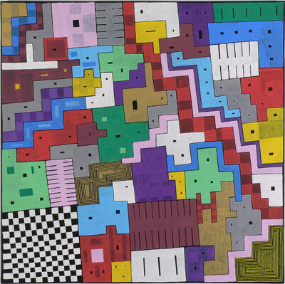 Mel Bernstine, 'Game Theory', 2018
