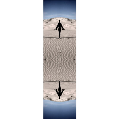 Theo Eshetu, 'Veiled Woman on a Beachfront', 2011
