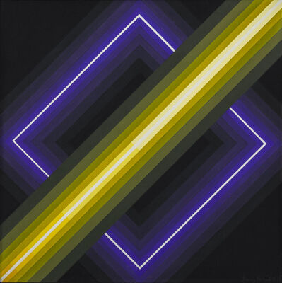 Horacio Garcia-Rossi, 'Untitled', 1980