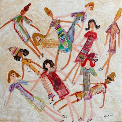 Caroline Benchetrit, 'Women on Top: The Parade of Untamable Spirits', 2021