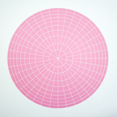 Rupert Deese, 'Array 700/Pink', 2005