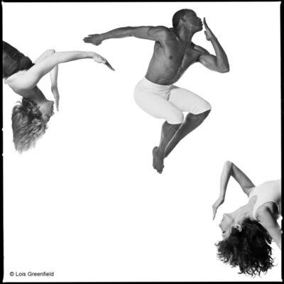 Lois Greenfield, 'Bill T. Jones/Arnie Zane Dance Company', 1988