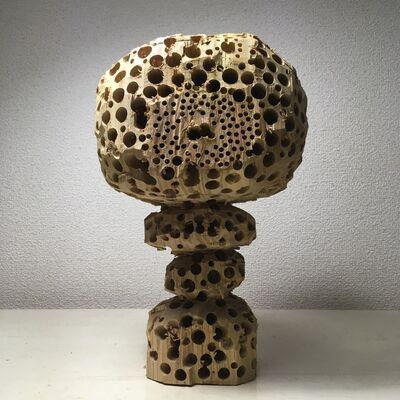 Hirosuke Yabe, 'Mushroom co085', 2018