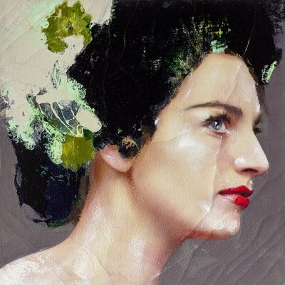 Lita Cabellut, 'Color of Dew 26', 2015