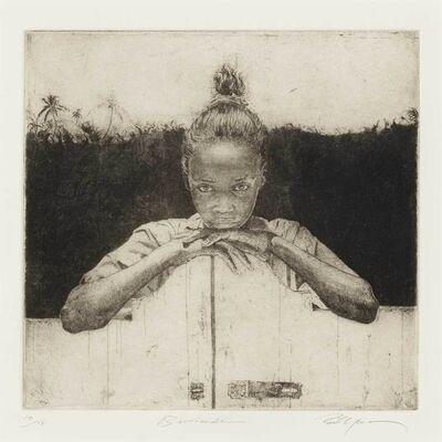 Stephen Scott Young, 'Barricade'
