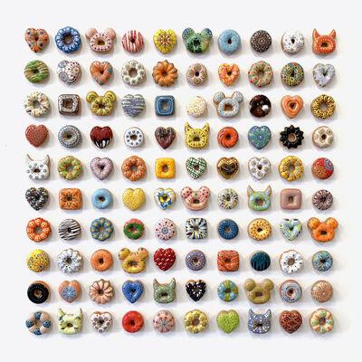 Jae Yong Kim, 'Donut Madness', 2019