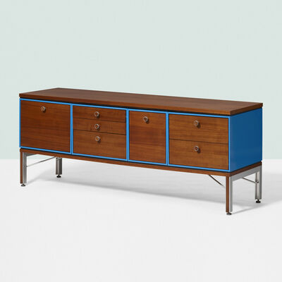 Charles and Ray Eames, 'Cabinet from the IBM Pavilion, New York World's Fair', c. 1964