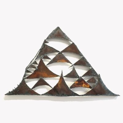 Janet Goldner, 'Agadez Triangle', 2016