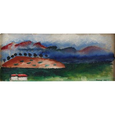 Moise Kisling, 'Sagunto', 1916