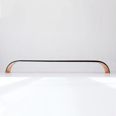Valentin Loellmann, 'Copper Bench', 2019
