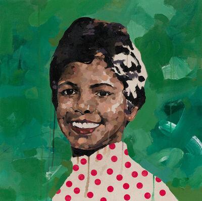 Jeremy Okai Davis, 'Black Wood (Marlene Fitzhugh)', 2020