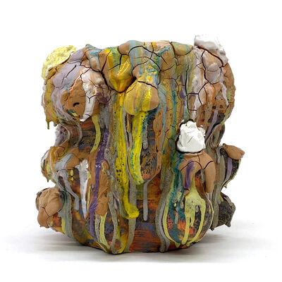 Vince Palacios, 'Cave Vessel - Rainbow Pool', 2021