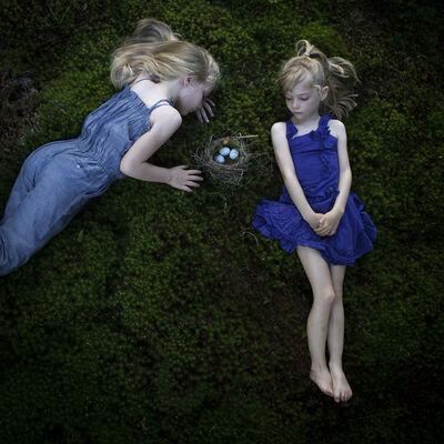 Cig Harvey, 'Sisters', 2014