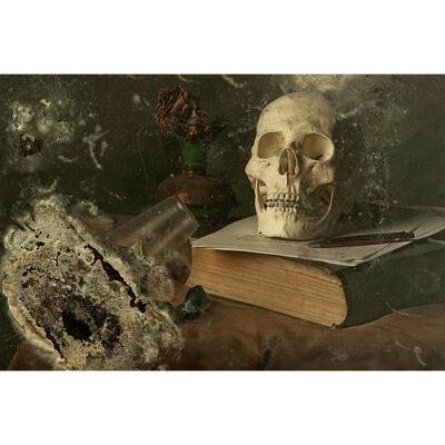 Aaron Alamo, 'Skull II', 2012