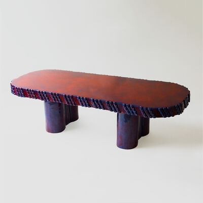 Floris Wubben, 'Collar Table', 2019